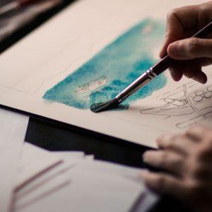 Sanat terapisiyle iyileşmek