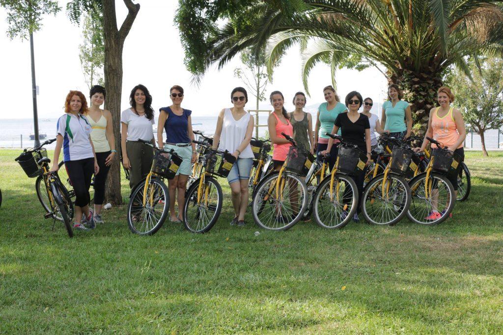 Bisikletli Kadın İnisiyatifi