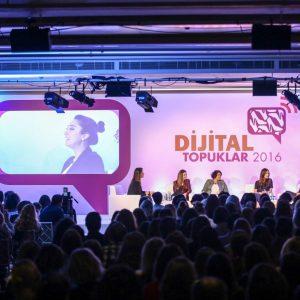 Dijital Topuklar Zirvesi: Güçlü dijital kadınlar