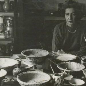 Füreya Koral: Türkiye'nin ilk kadın seramik sanatçısı